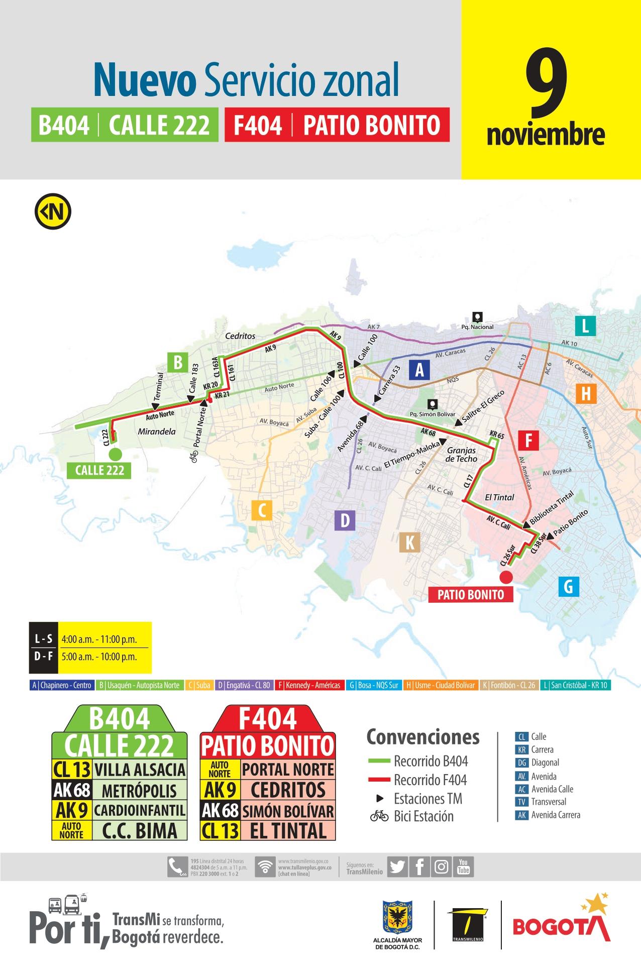B404 Calle 222 / F404 Patio Bonito