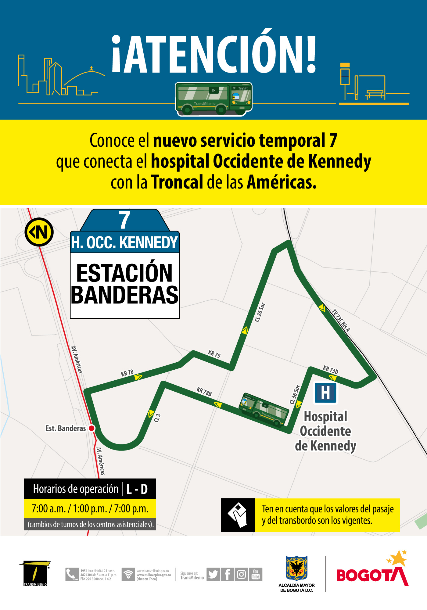 Hospital Occidente De Kennedy